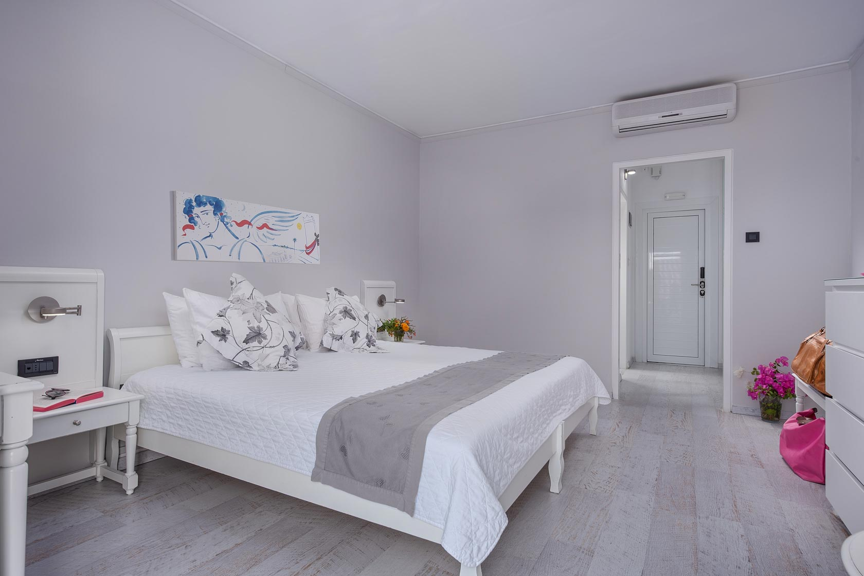 Skopelos Hotels Adrina Panoramic Full Sea View Double Room