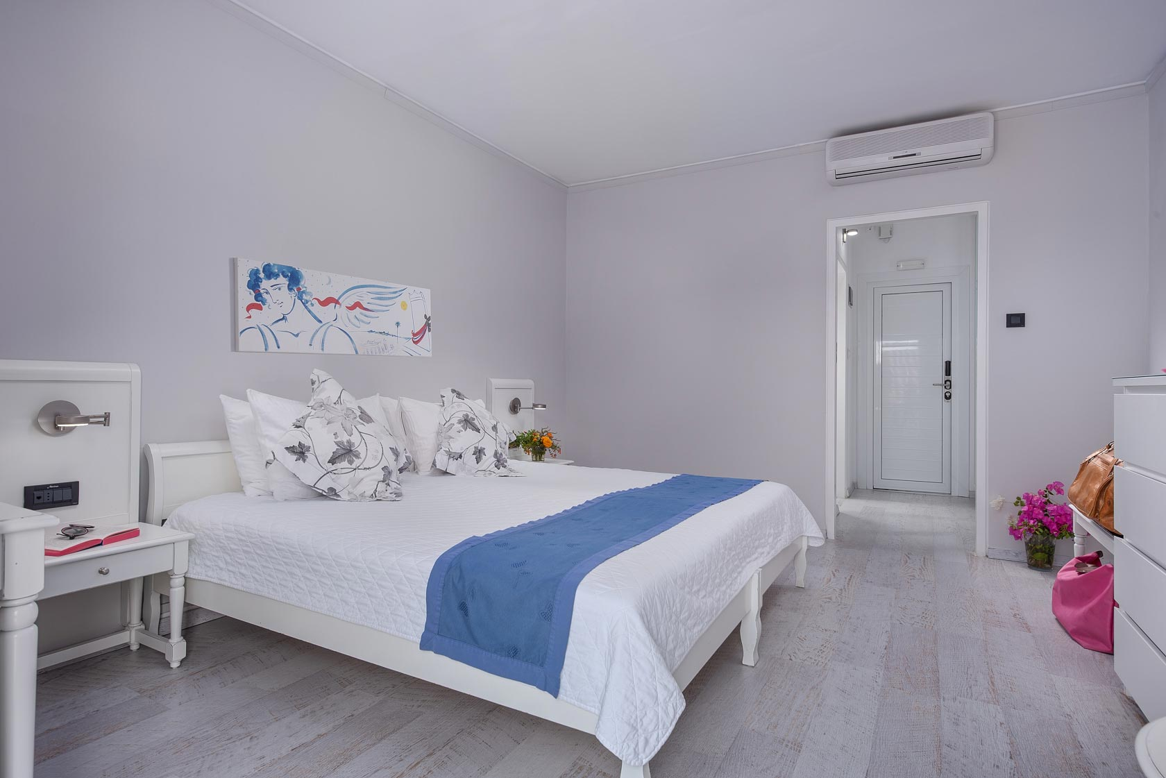 Skopelos Hotels Adrina Garden View Double Room