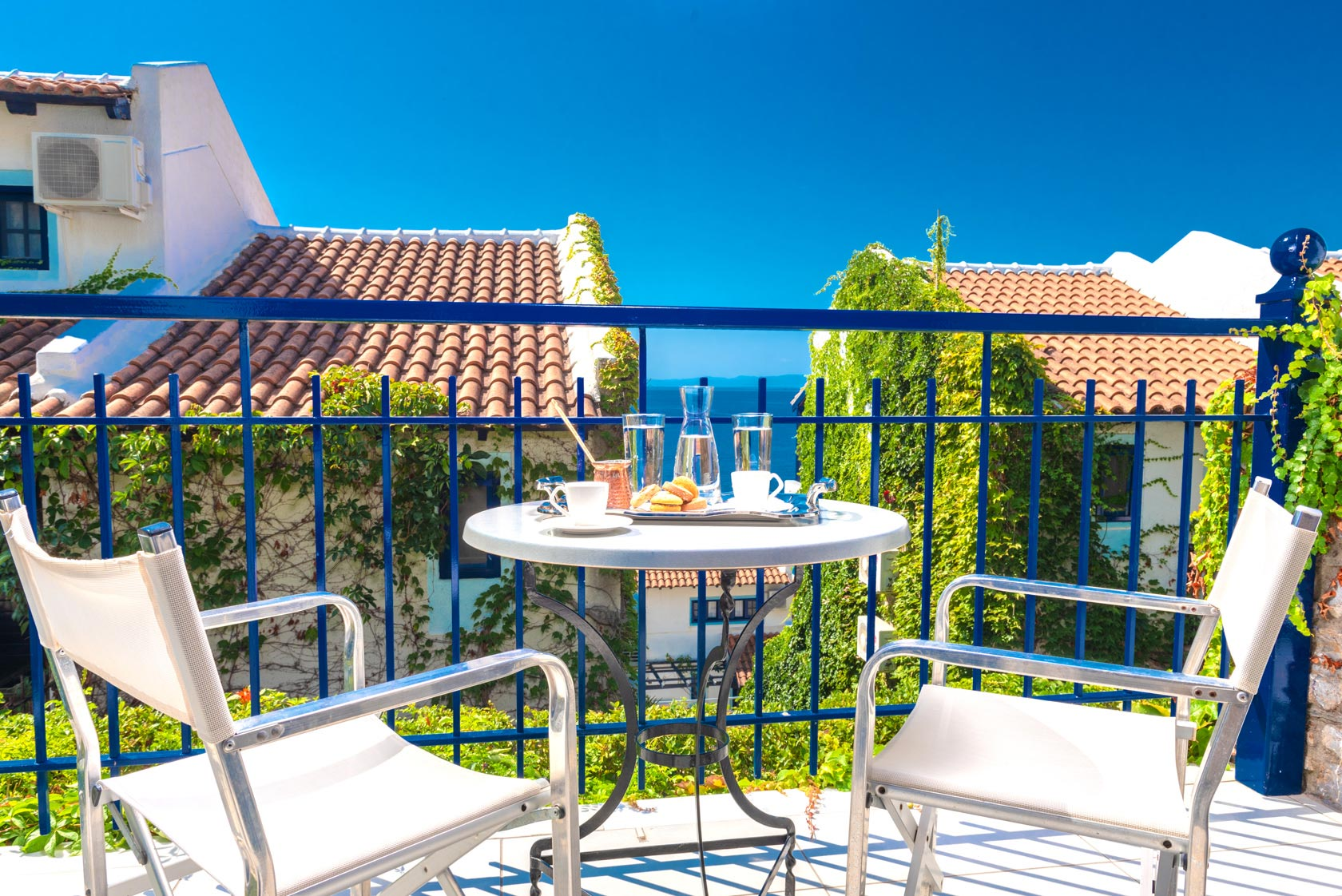 Skopelos Hotels Adrina Side Sea View Double Room