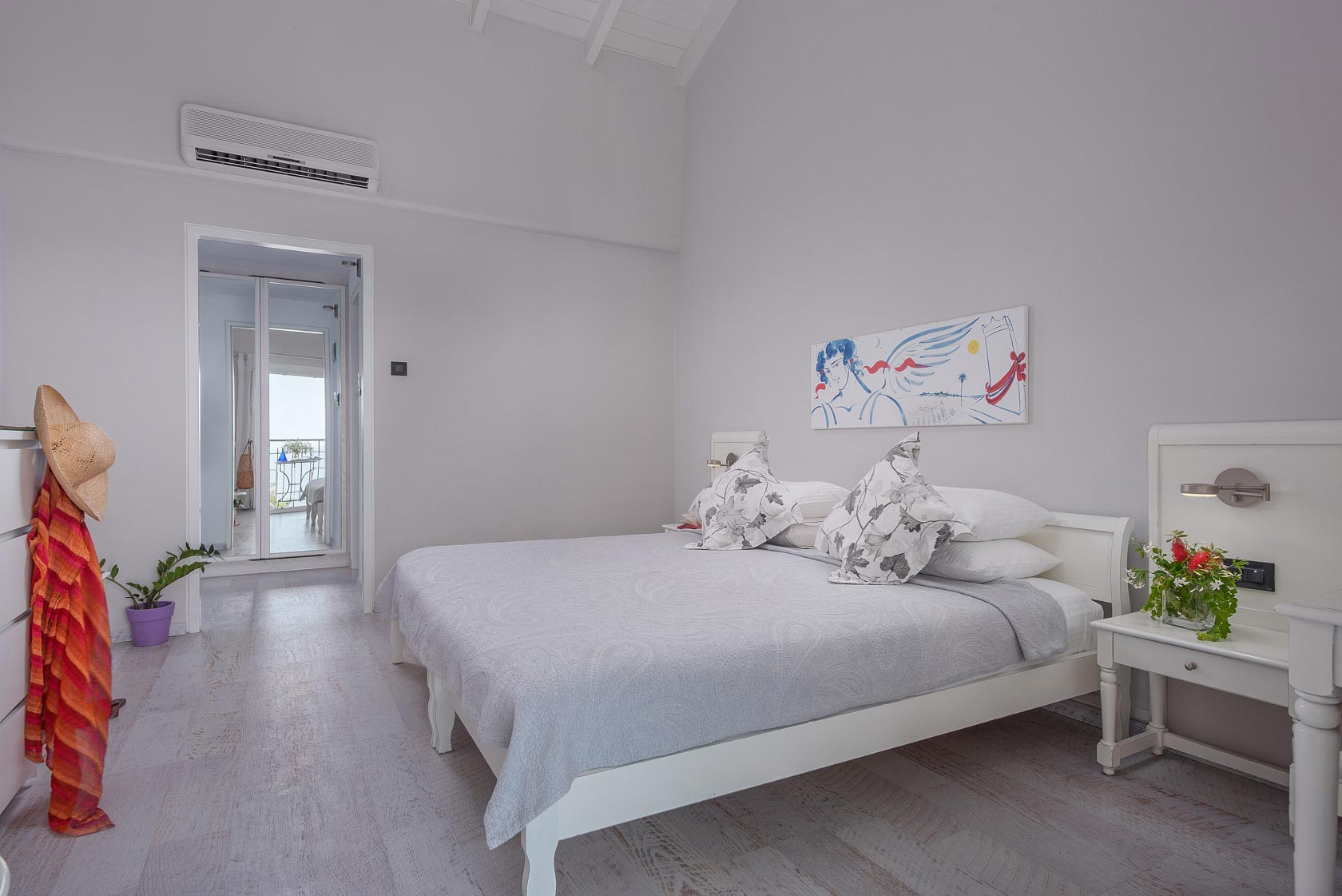 Skopelos Hotels Adrina Panoramic Sea View Double Room
