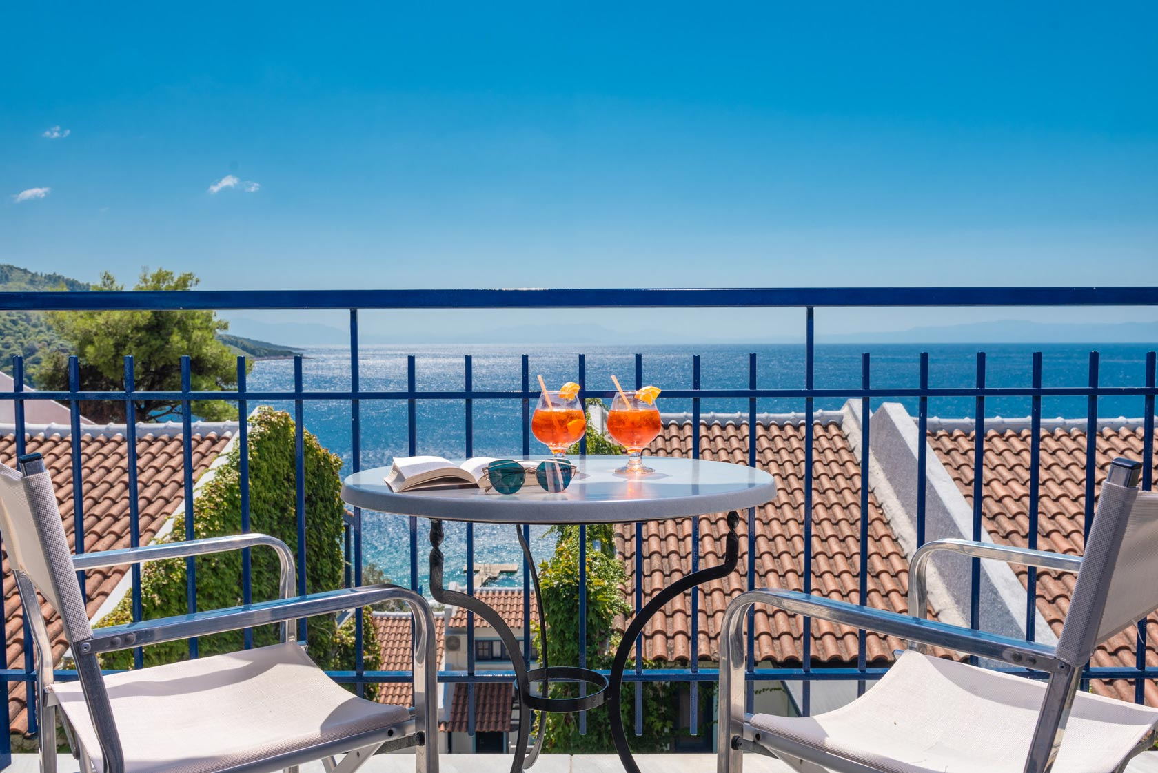 Skopelos Hotels Adrina Maisonette Side Sea View