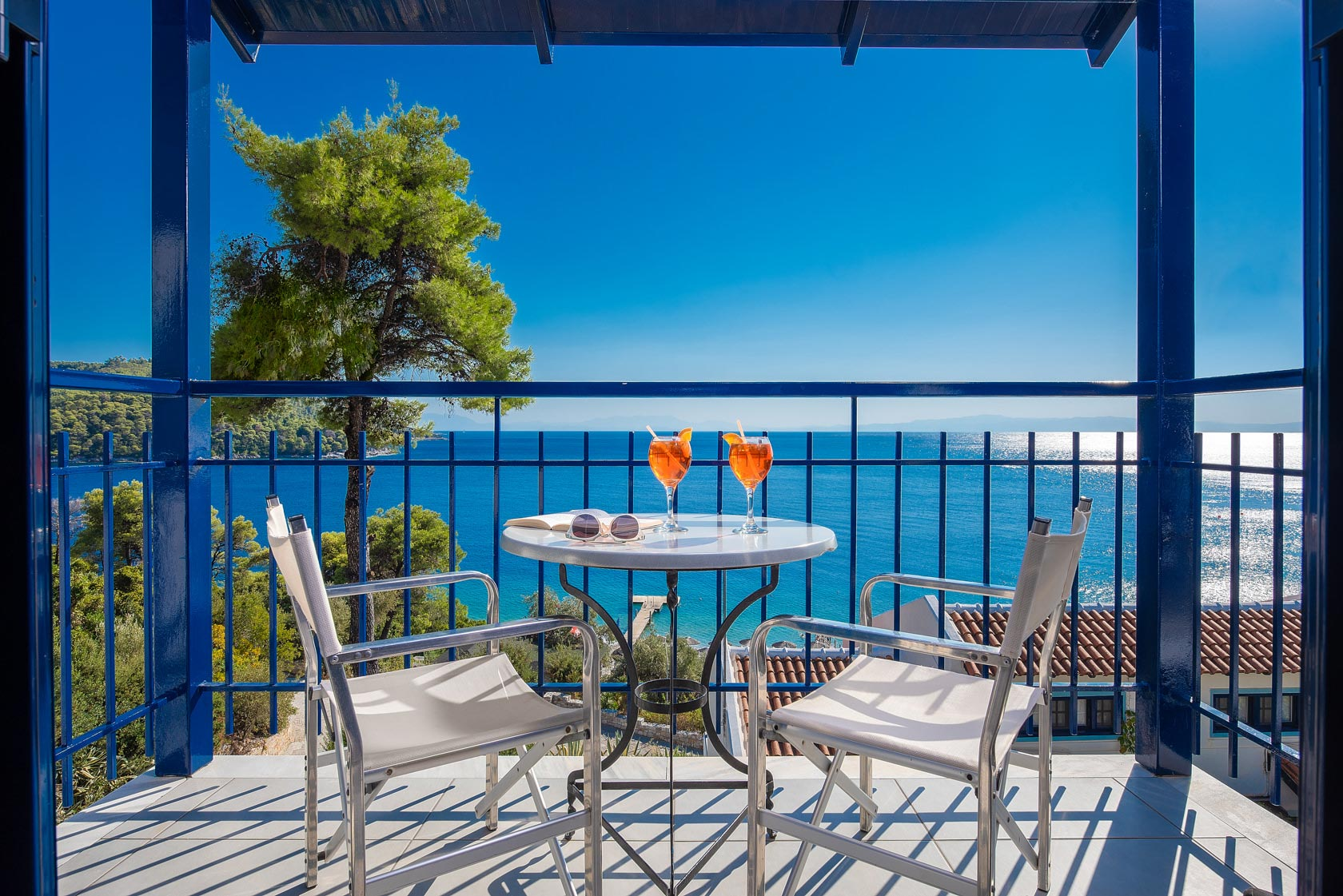 Skopelos Hotels Adrina Maisonette Panoramic Sea View